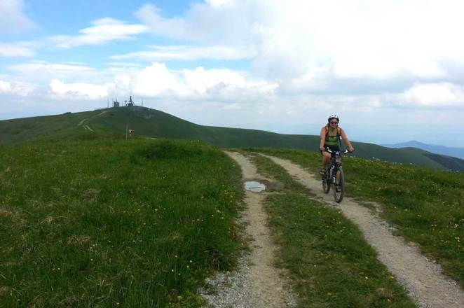 Krížna - turistické trasy/ cyklotrasy