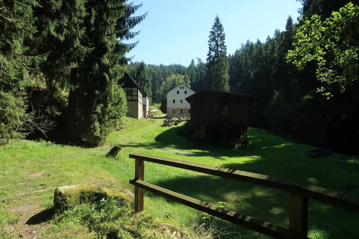 České Švajčiarsko: na Kyjov