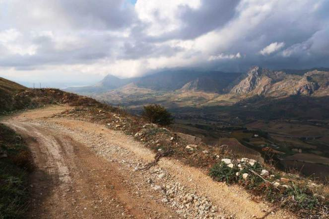 Mt Kumota trail