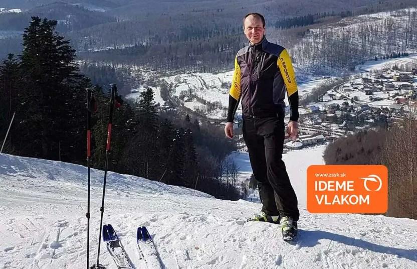 O novinkách ZSSK pre turistickú sezónu s Romanom Tichým