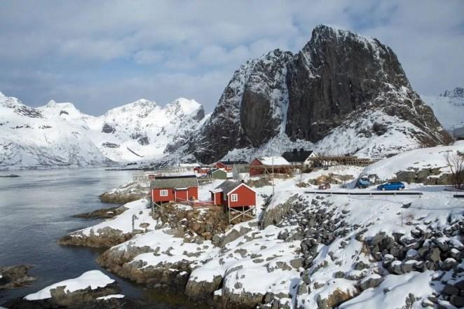 Roadtrip po Nórsku - Lofoty