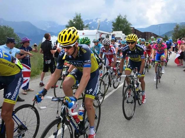 Alpe d'Huez - kráľovská horská etapa Tour de France