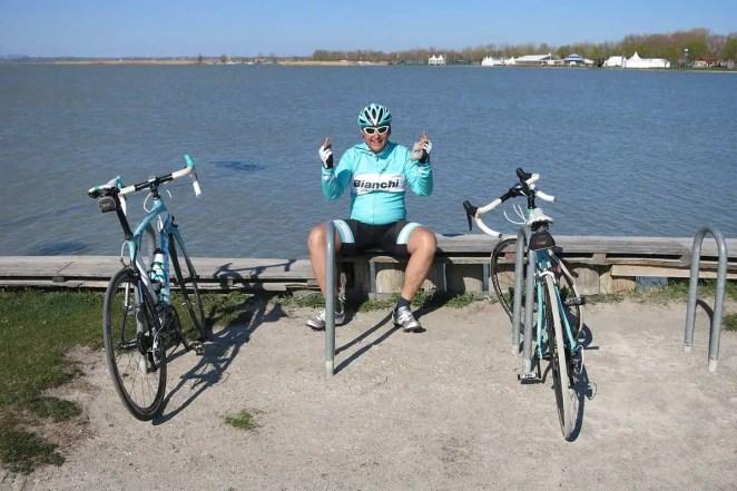 Neusiedler See - turistické trasy/ cyklotrasy