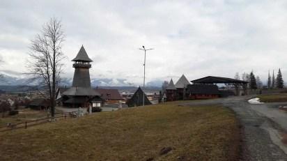 Čierny Váh - turistické trasy/ cyklotrasy