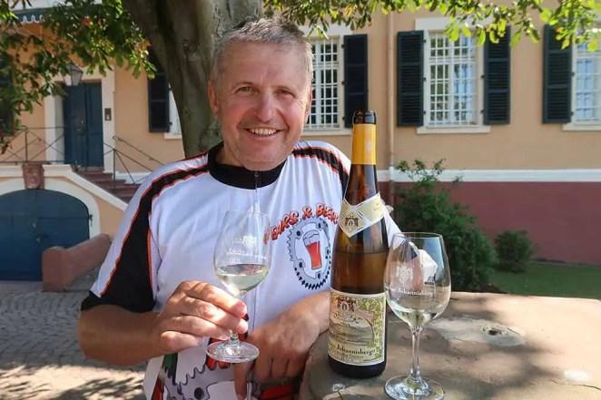 bingen wine ride