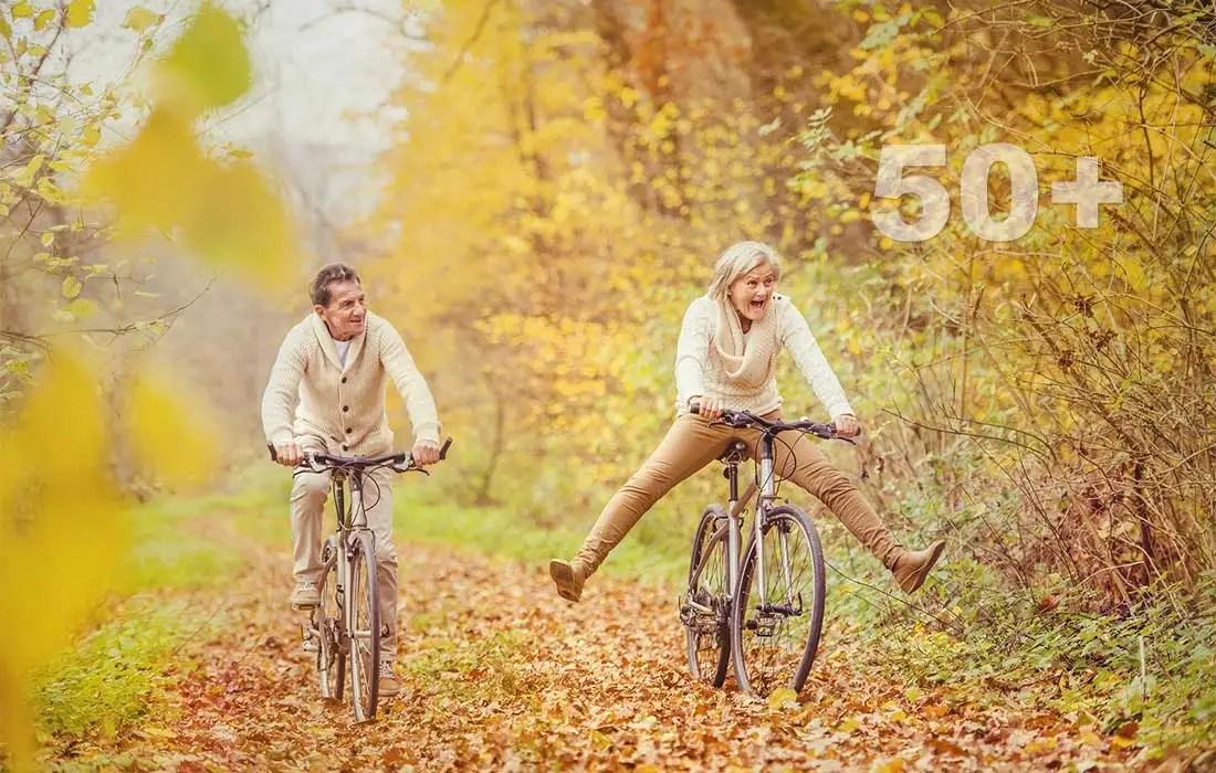 Prevencia a starosť o kĺby po pätdesiatke a v seniorskom veku