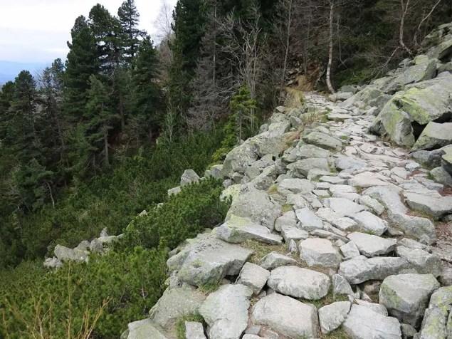 Po Tatranských chodníkoch