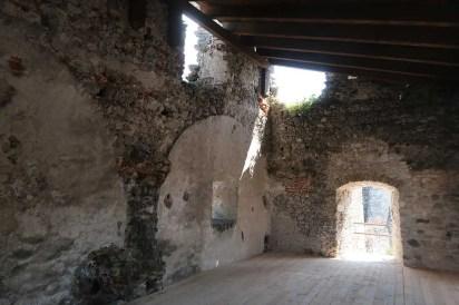 Hrad je v renovácii
