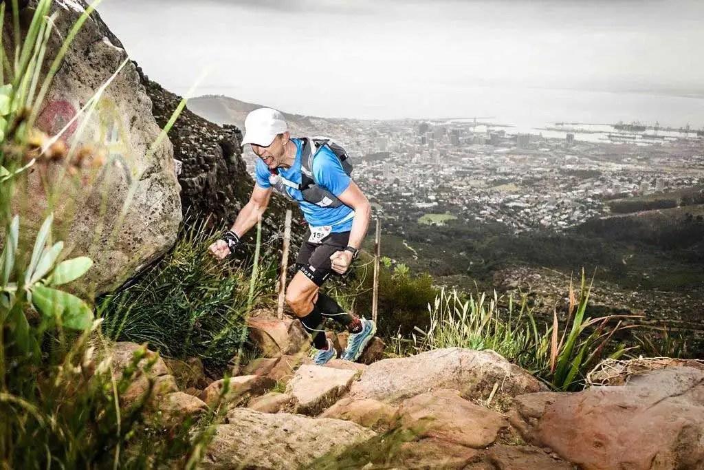Tréning bežca na ultramaratón s Erikom Hübnerom