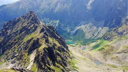 Zelené pleso- turistické trasy/ cyklotrasy