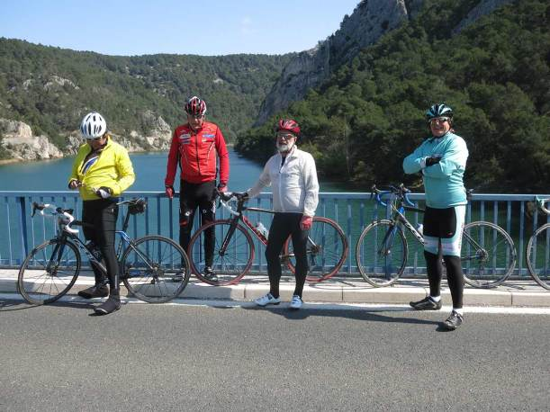 Jarné tréningové cyklistické kempy 2019