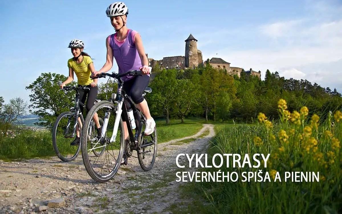 Cyklotrasy v regióne severného Spiša a Pienin