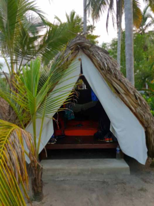Bungalow, Costeño Beach Surf Camp