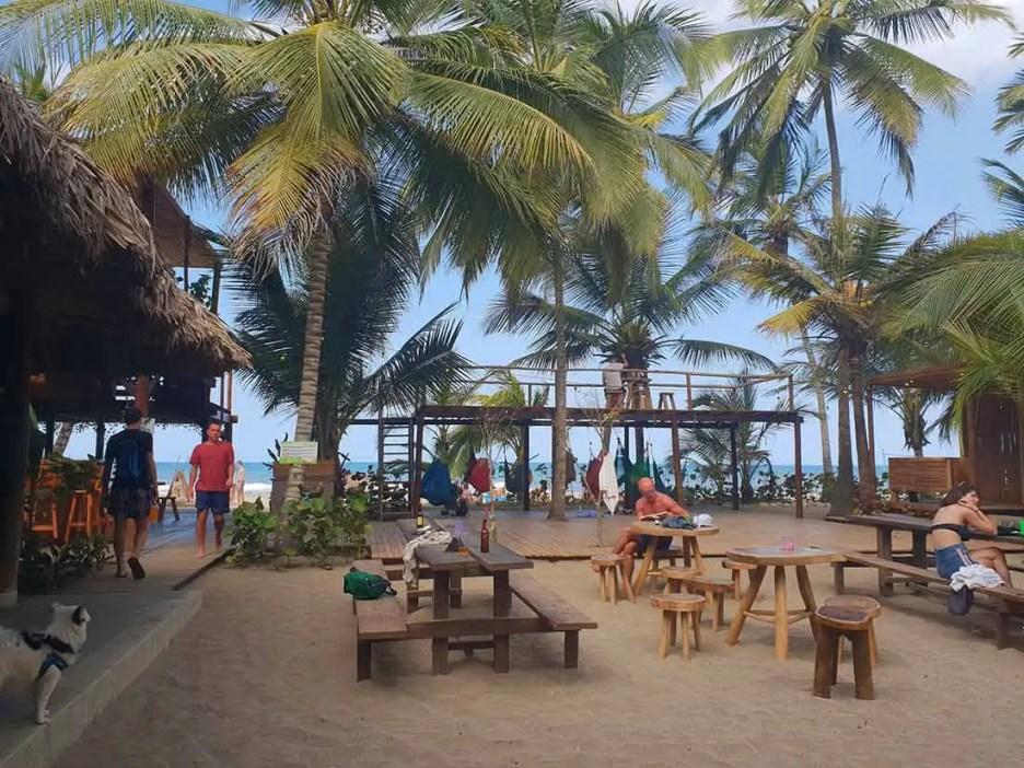 Costeño Beach Surf Camp