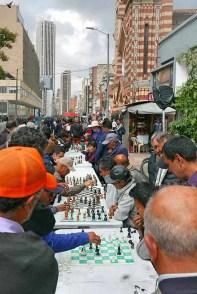 Šachová session, Bogotá