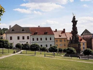 Kremnická Skalka po turisticky s deťmi