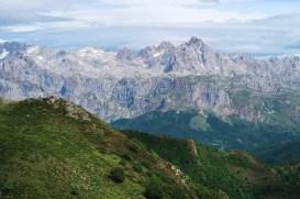 Picos de Europa najkrajšie traily