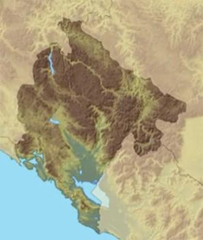 Výstup na najvyšší vrchol Čiernej Hory –Zla Kolata