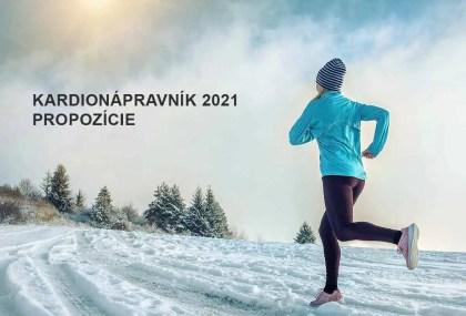 Kardionápravník 2021 Zimná Séria