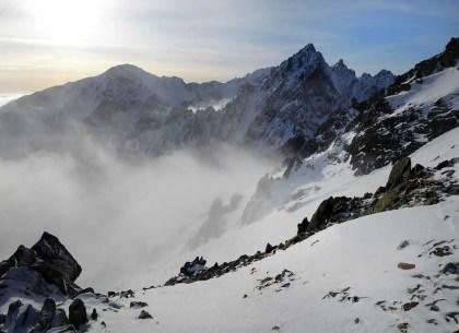 Tatranské hrebene