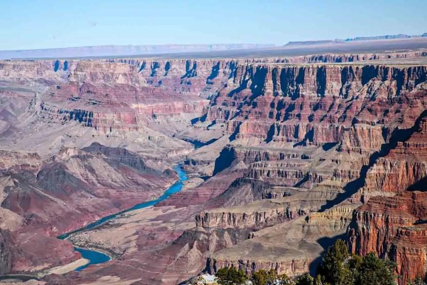 Grand Canyon národné parky USA