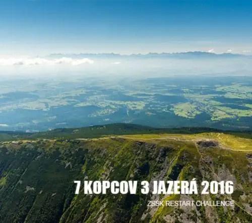 7 kopcov 3 jazerá 2016 ebook