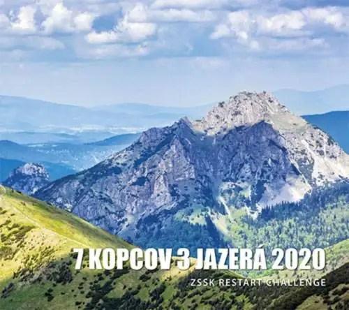7 kopcov 3 jazerá 2020 ebook