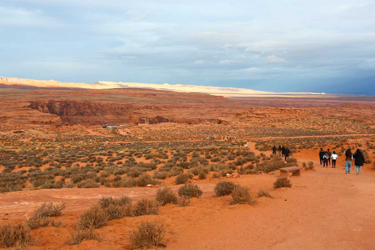 Horseshoe Bend najfotogenickejšia podkova ameriky