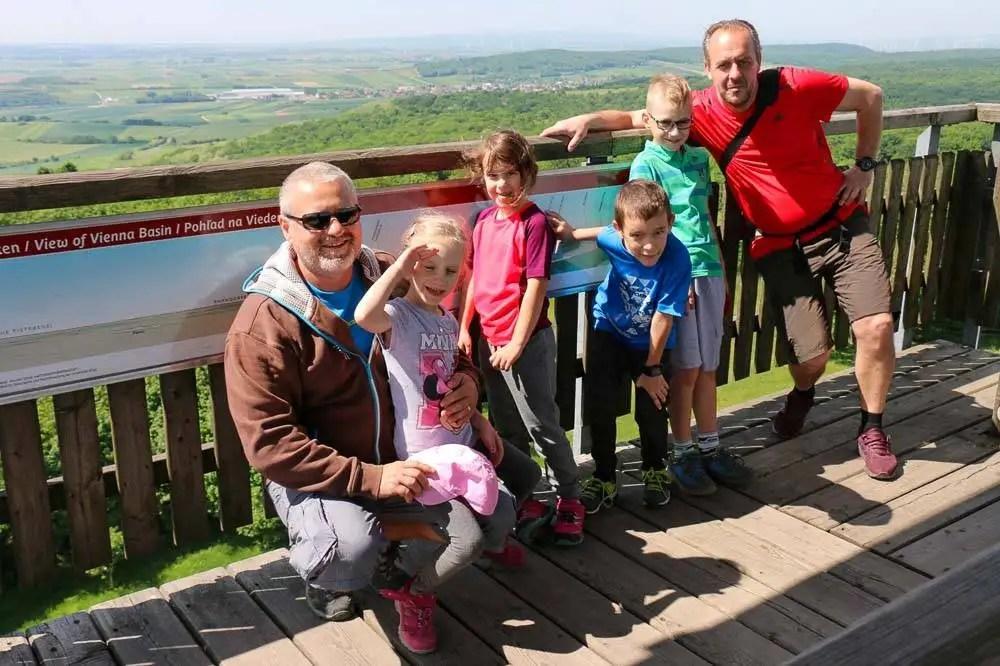 Berg turistika 7 kopcov 3 jazerá