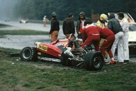 Didier Pironi incidente Hockeneim