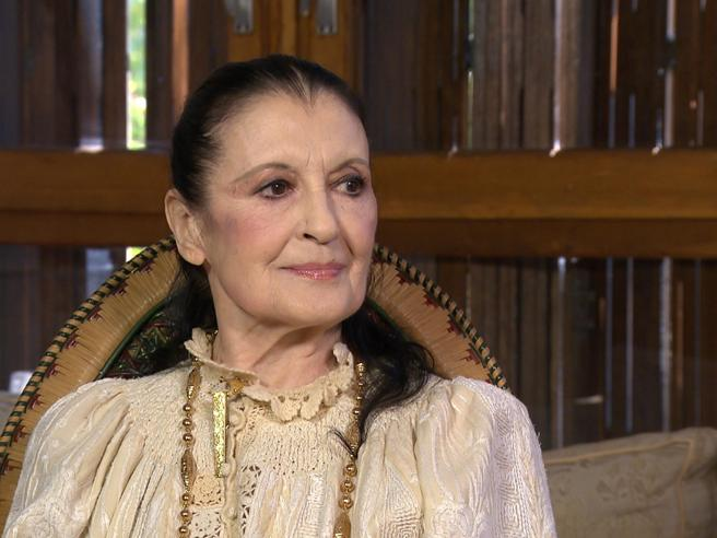 Carla Fracci, 84 anni, è morta oggi a Milano.
