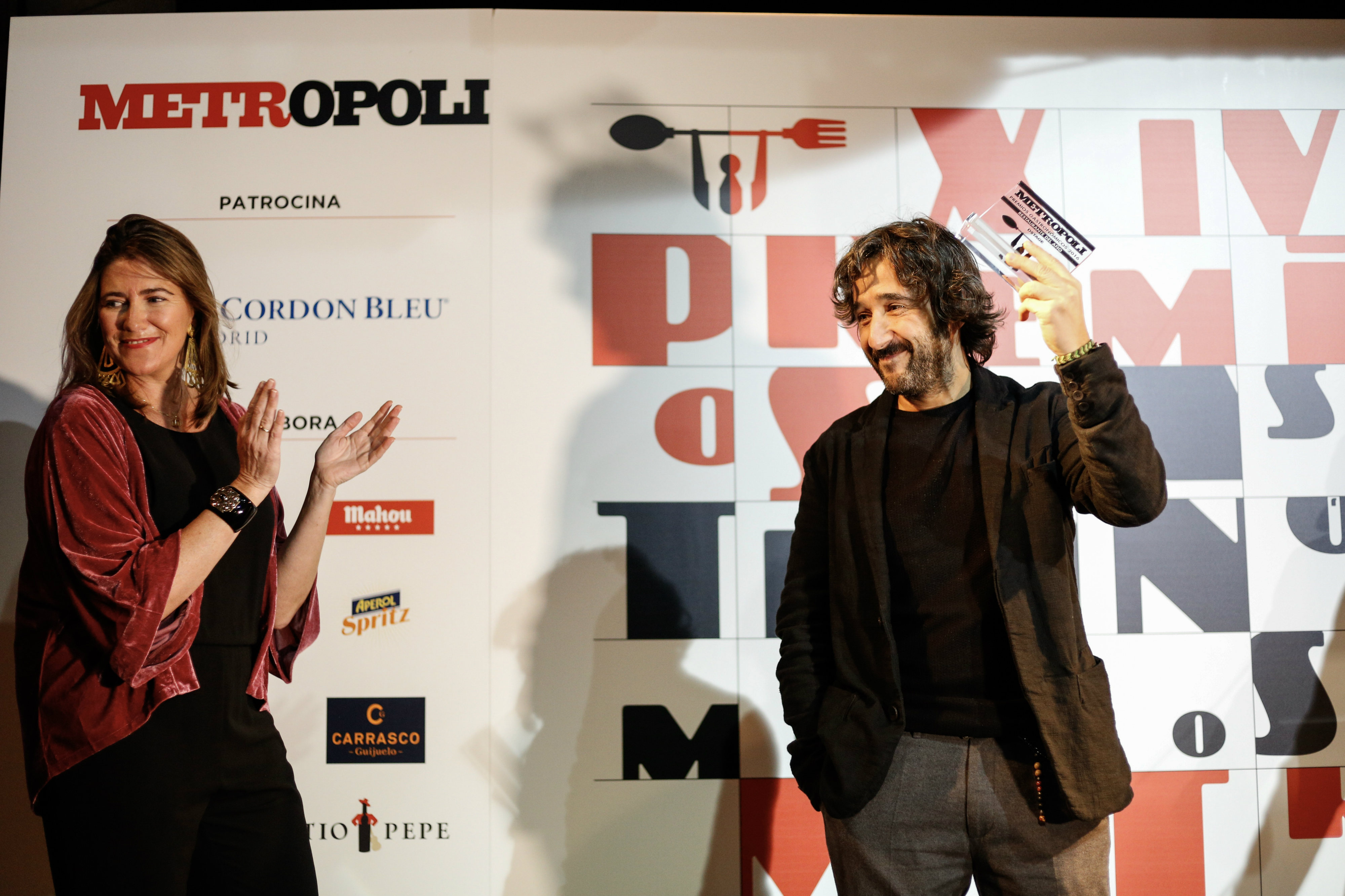 Restaurante DSTAgE. Premio Mejor Restaurante Año 2016. La Luna de Metrópoli