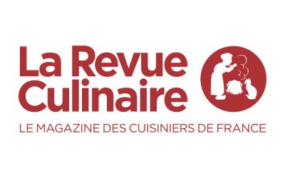 LA REVUE CULINAIRE: La gastronomie à  l'âme bistrotière