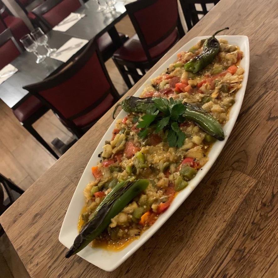 Restaurant Derya - Les meilleurs plats Turc de Paris !