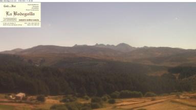 Webcam Sierra de Gredos (Avila) Rte. La Bodeguilla