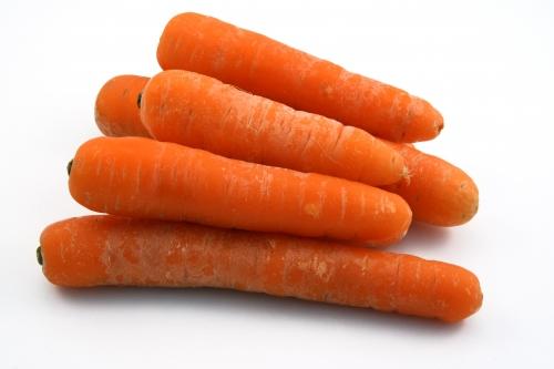 Supa de morcovi cu sunca