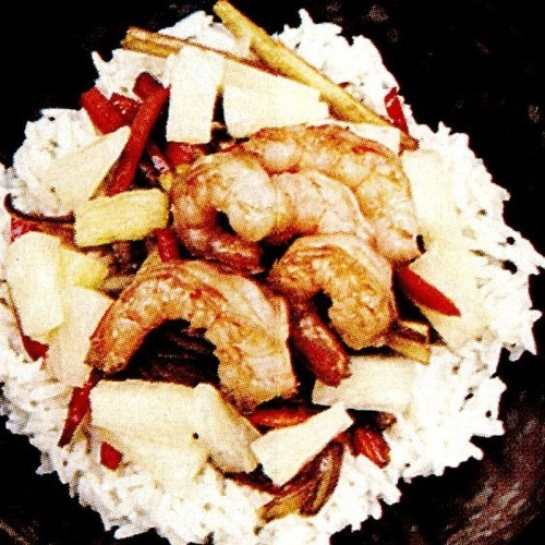 Feng Shui dulce cu crevete
