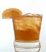 Highland Cooler Cocktail