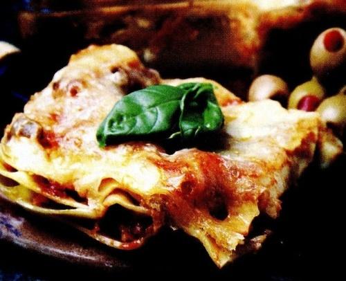 Lasagna vegetală