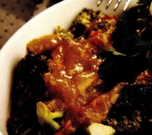 Mâncare de broccoli