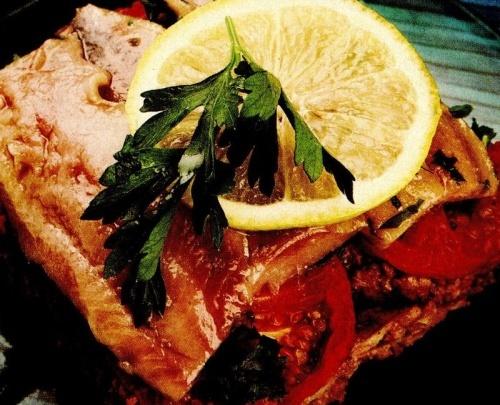 Musaca de peşte