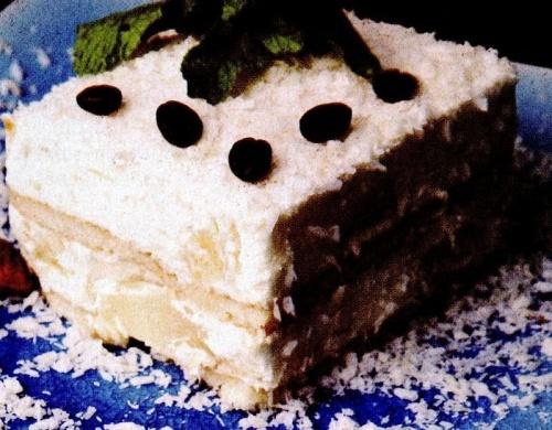 Prăjitură cu cocos