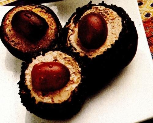 Prăjituri de ciocolată