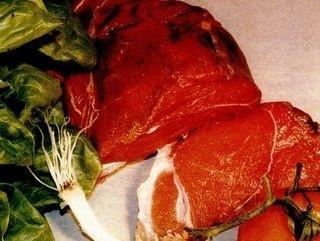 Rulada de antricot cu fasole