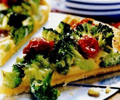 Sufleu cu broccoli