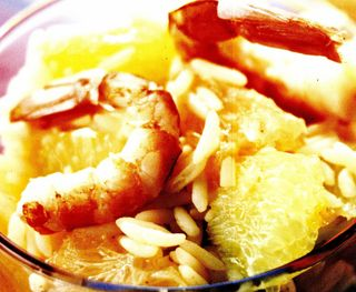Salata de orez cu citrice
