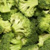 Broccoli glasat