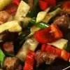 Friptura de porc cu fasole alba (video)