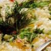 Pilaf cu pui şi legume
