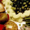 Ruladă de mânzat cu kaizer si ouă
